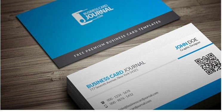 10 Beautifully-Designed Free Small Business Card Templates