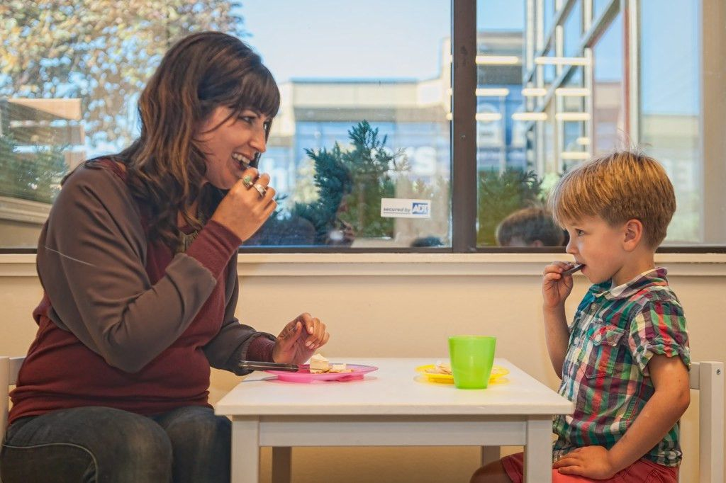 Sound Pediatric Therapy – Seattle Therapy Network
