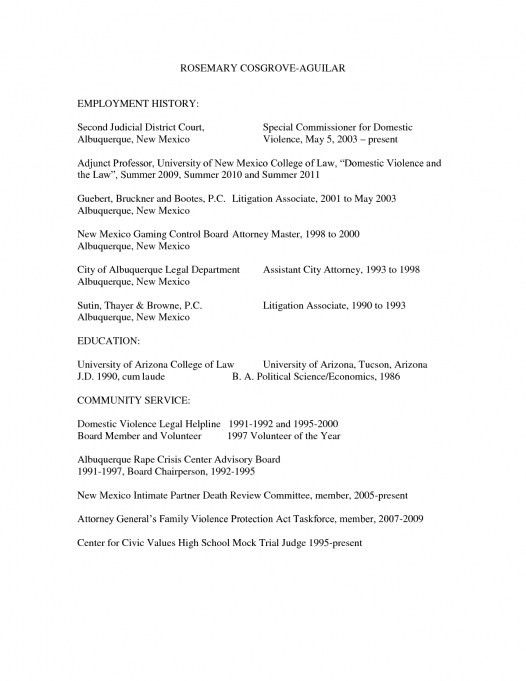 19 Astounding Sample Resume For Adjunct Professor Position ...