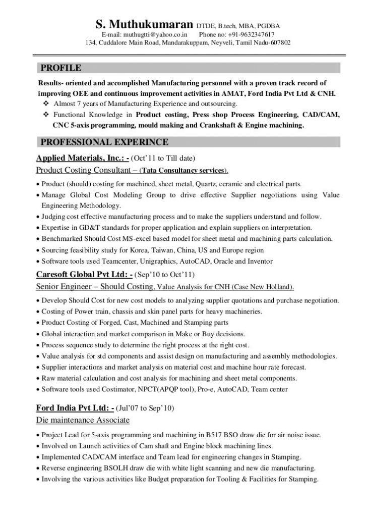 magnificent cnc service engineer sample resume wondrous resume - Service Engineer Sample Resume
