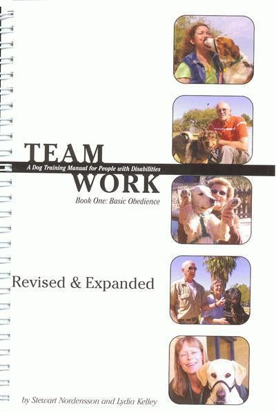 Teamwork - A Dog Training Manual for People With Disabilities ...