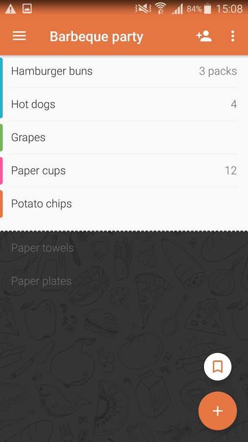Shopping List - Buy Me a Pie! - Android Apps on Google Play