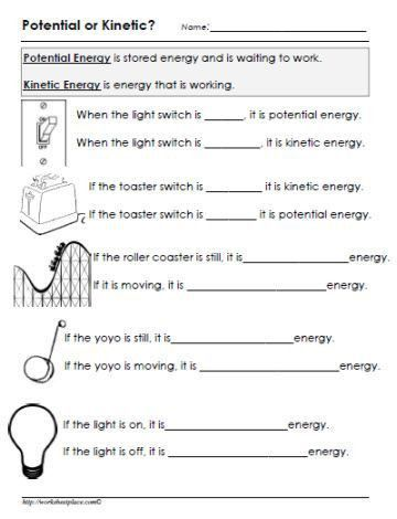 18 best kinetic and Potential energy into full coarse review ...