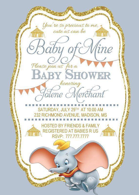Best 25+ Dumbo baby shower ideas on Pinterest | Baby shower ...