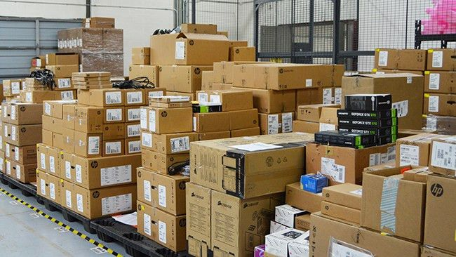 Shipping Receiving Assistant - BCDVideo