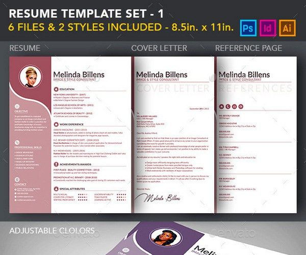 10+ Hair Stylist Resume Template - Free PDF, Word, PSD