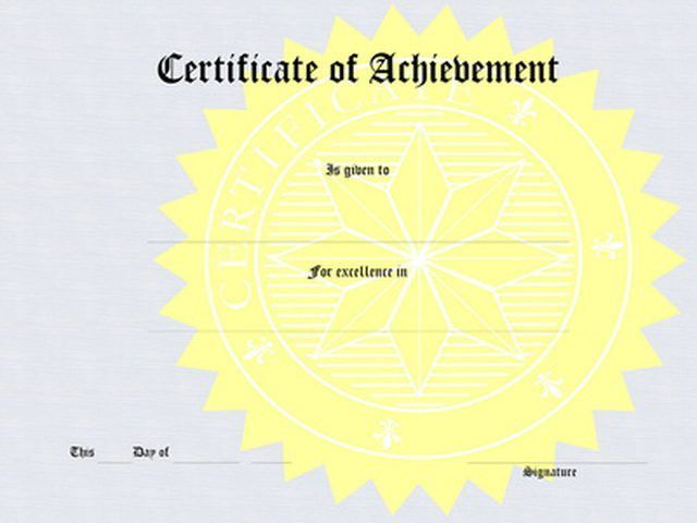 How to Make Certificates with Microsoft Word | Techwalla.com
