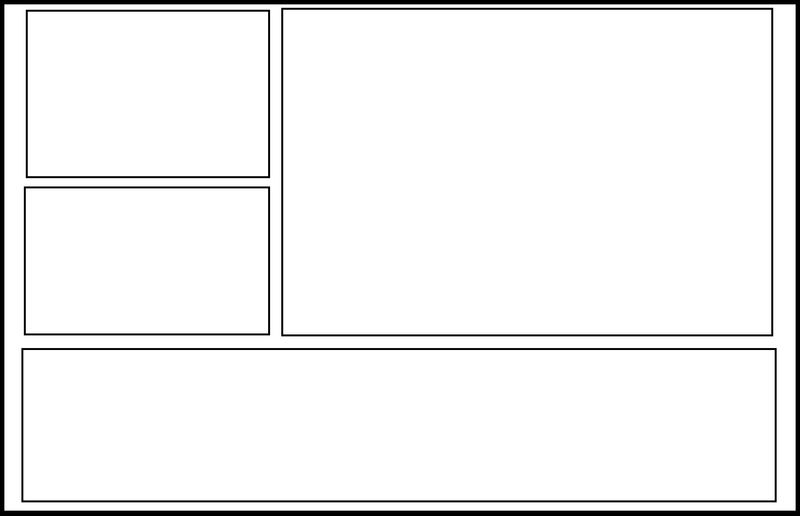 Double Page 1 by Comic-Templates on DeviantArt