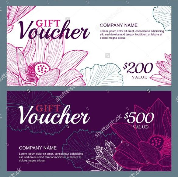 25+ Business Voucher Templates – Free Sample, Example Format ...