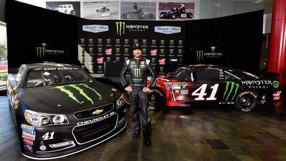 Kurt Busch inks extension, new primary sponsor | NASCAR.com
