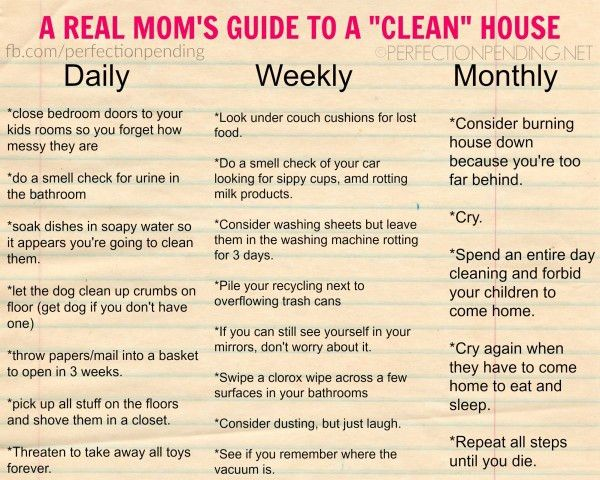 How Real Moms Keep the House Clean | TODAY.com