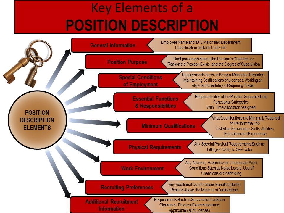 Position Descriptions - Human Resources Service Center - CSU, Chico