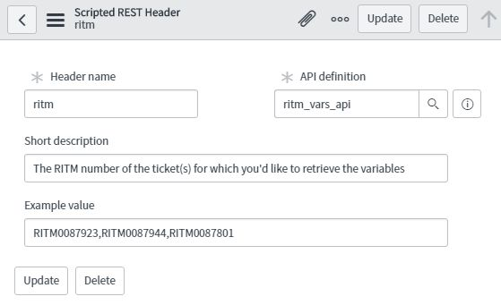 SN Pro Tips — ServiceNow Scripted REST APIs & Retrieving Catalog ...