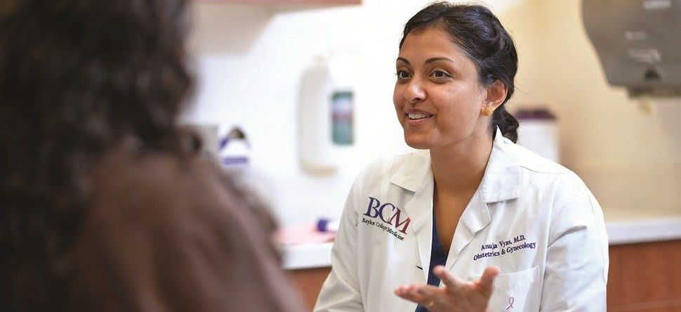 Obstetrics and Gynecology | Baylor College of Medicine | Houston ...