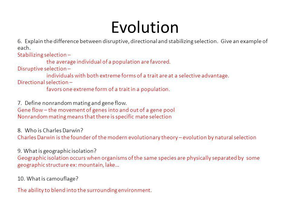 Do Now Take out Genetics, DNA and Evolution final review guide ...