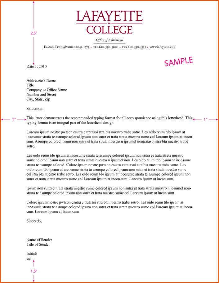 jpeg business letter with head samples letterhead examples | Home ...