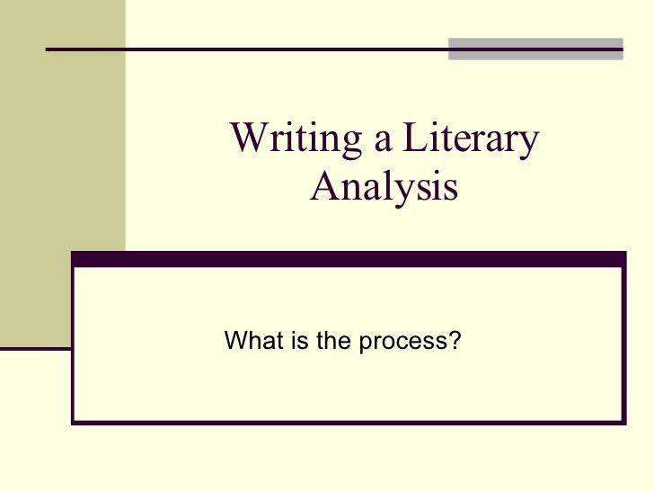 writing conclusions for literary analysis essays smak produktion ...