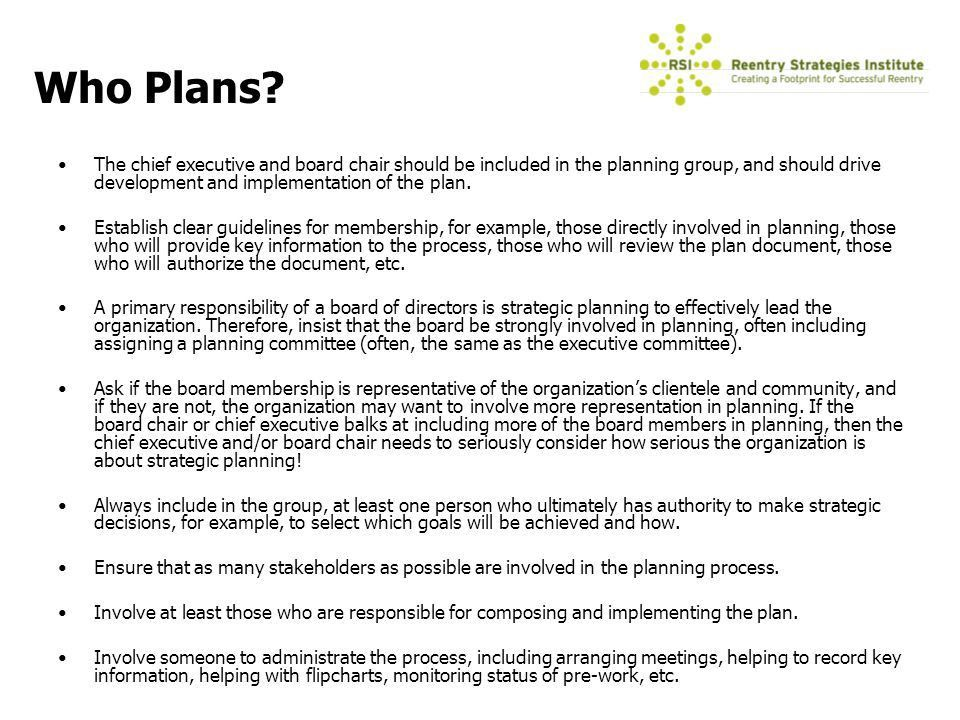 Wonderful Great How To Make Strategic Planning Implementation Work. Guidelines On ..