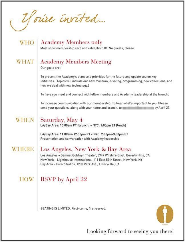 business invitation to meeting : Cogimbo.us