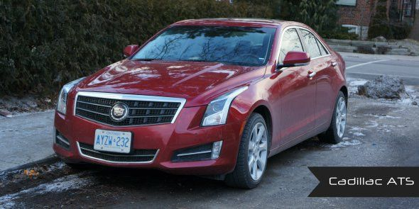 ATSDrive Experience: He Said, She Said on the Cadillac ATS | Our ...