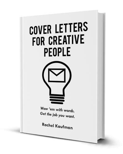 Buy the Book | Cover Letters for Creative People