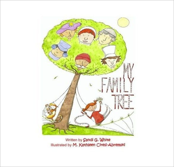 Family Tree Book Template – 9+ Free Word, Excel, PDF Format ...