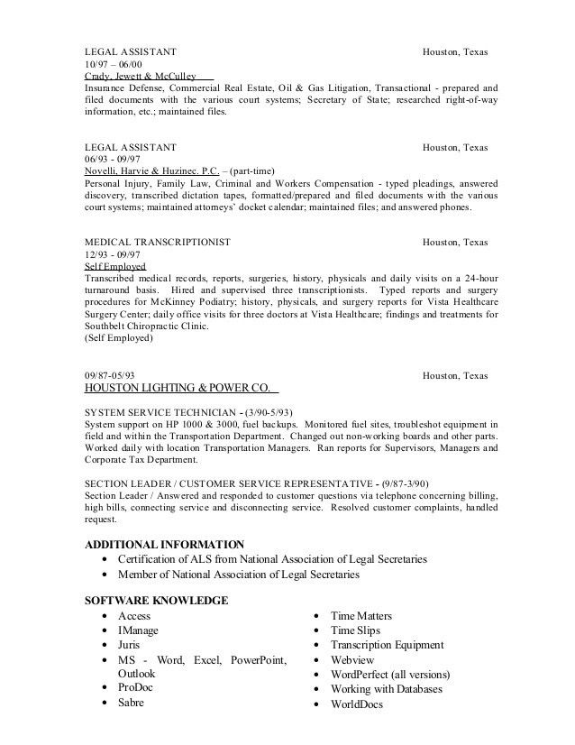 Lori - resume 2015