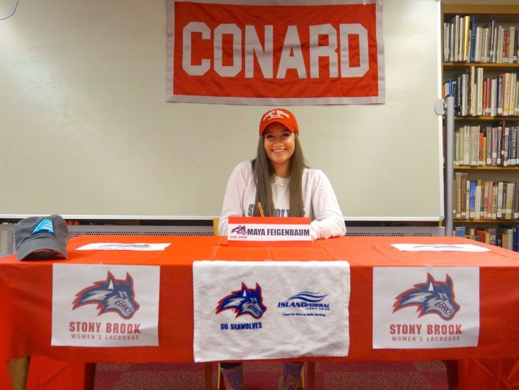 Conard Senior Signs National Letter of Intent - We-Ha | West ...