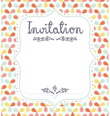 Invitation Template - Themesflip.Com