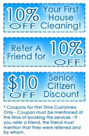 Graceworks Housecleaning - 541-292-3895 - Specials