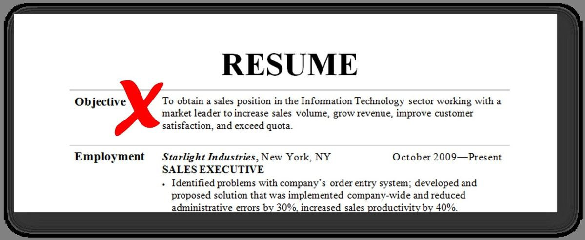 1000 Ideas About Resume Objective On Pinterest Resume Examples ...