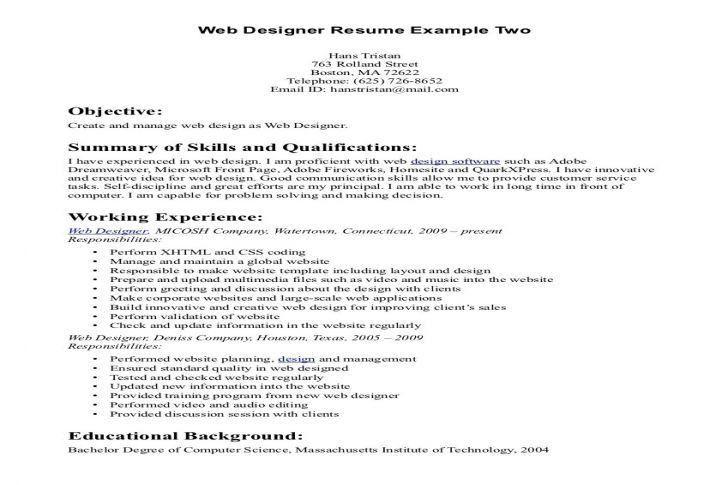 Interior Design Skills For Resume. 100 designer resume examples ...