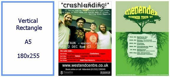 Band Promotion Blog » Band Flyers and Banners