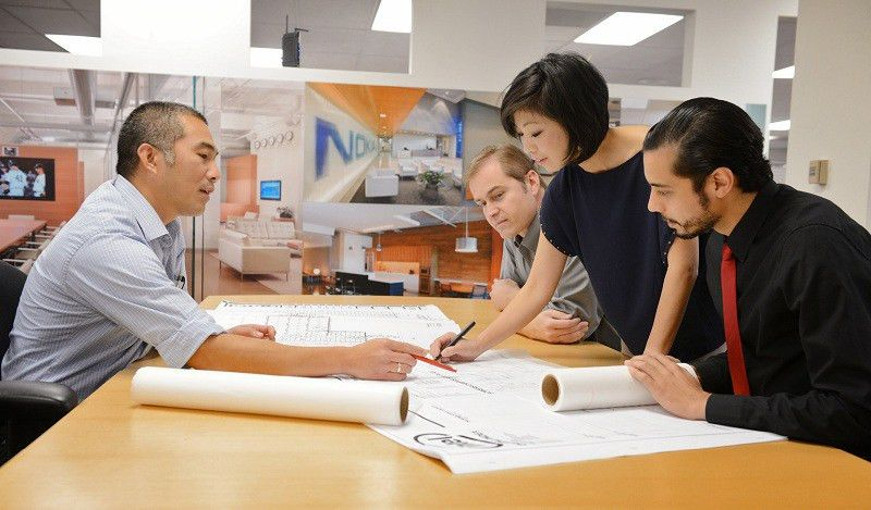 DES Architects + Engineers » careers