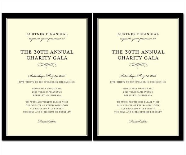 9+ Event Invitation Templates - Free Editable PSD, AI, Vector EPS ...