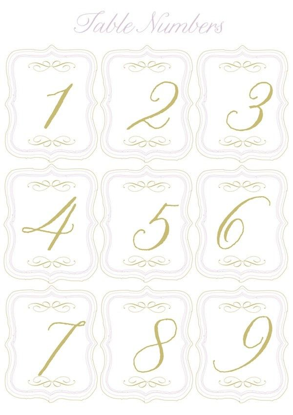 FREE PRINTABLE | Table numbers and mini flags to pump up the ...