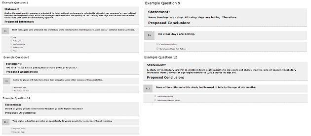 Getfeedback: Watson-Glaser Critical Thinking Appraisal
