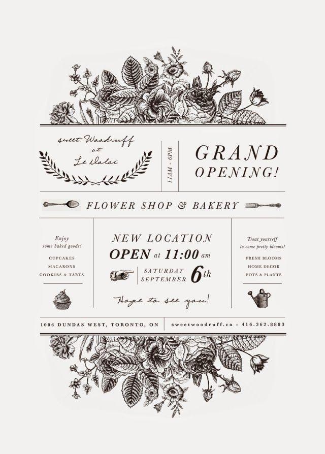 Best 25+ Graphic design invitation ideas on Pinterest | Graphic ...