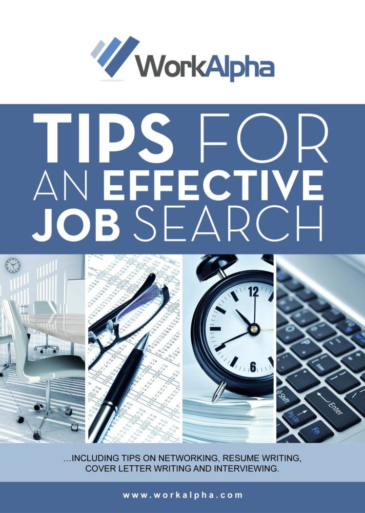 Free Job Search eBook: Tips & Tricks to Advance Your Job Search