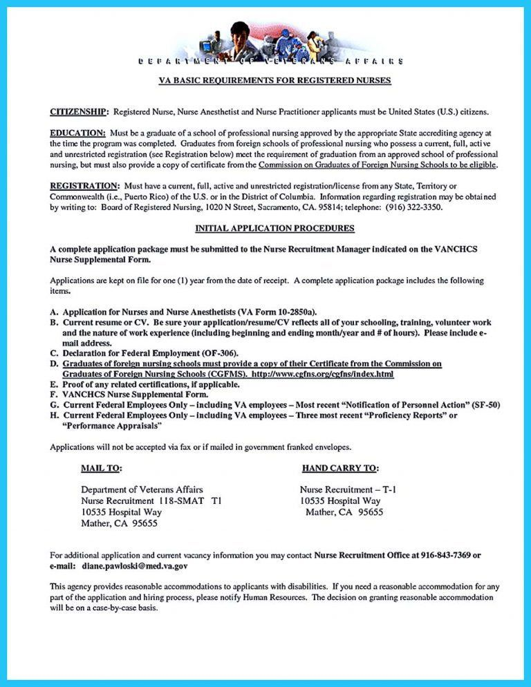 Projects Idea Of Crna Resume 6 Perfect CRNA Resume To Get Noticed ...