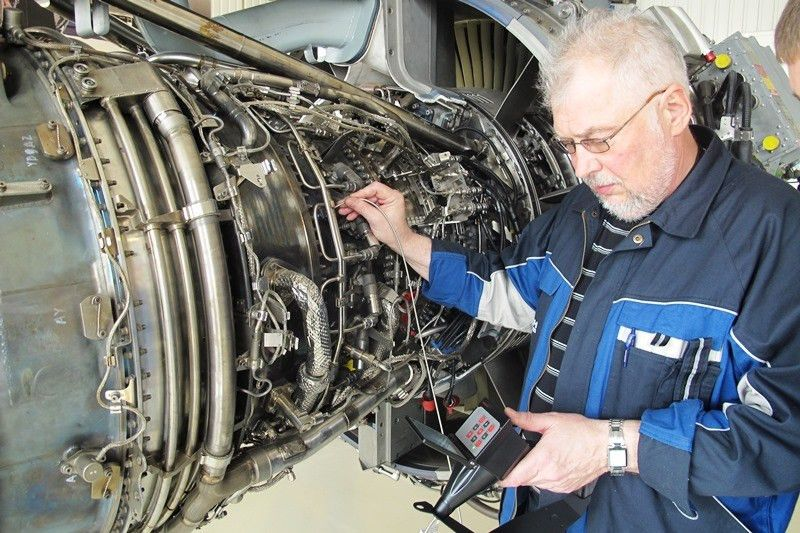 Borescopes for the Aviation Industry - RF System Lab Blog