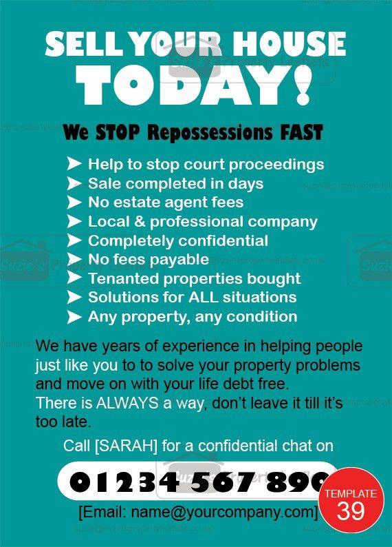 Suzies Property Leaflets | Templates