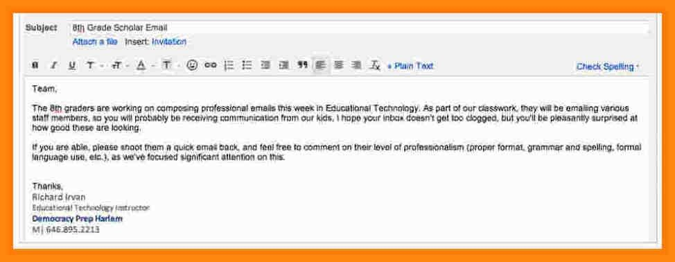 8+ how to write professional emails | nurse resumed