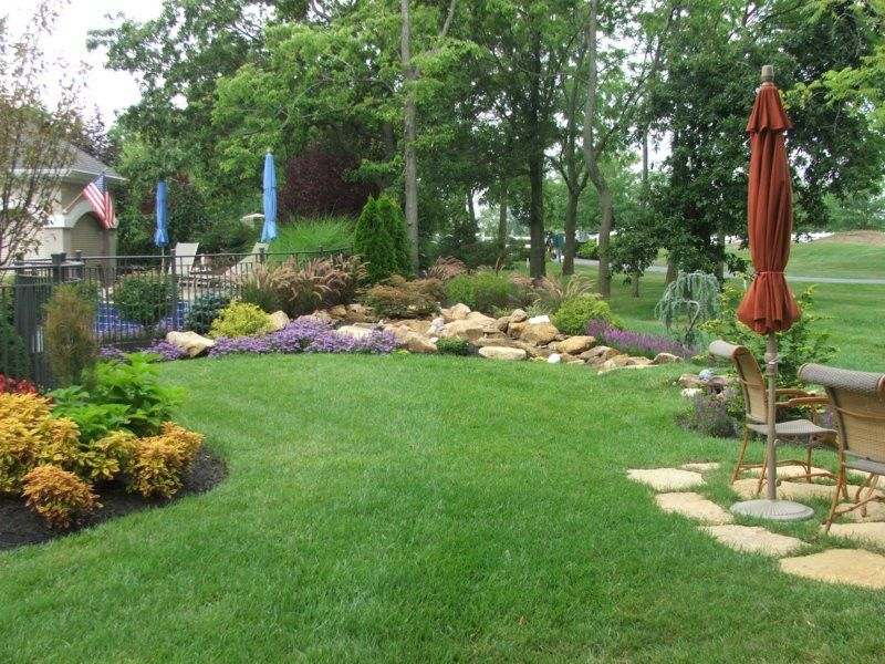 Lawn Care | Natures Touch Landscaping