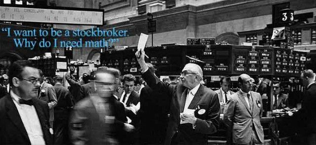 We Use Math » Stockbroker