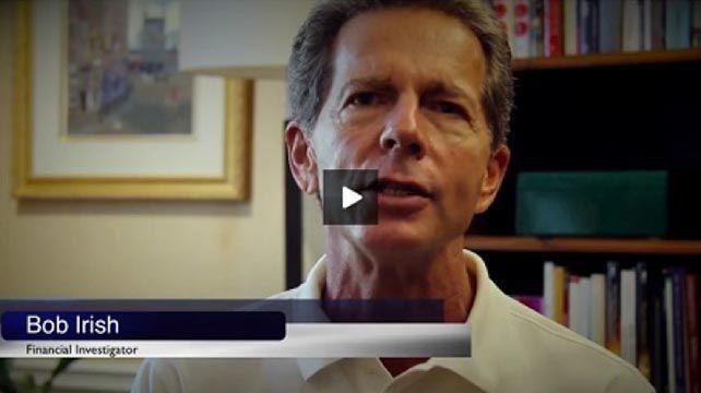 Bob Irish, Financial Investigator | tips | Pinterest | Wall street ...