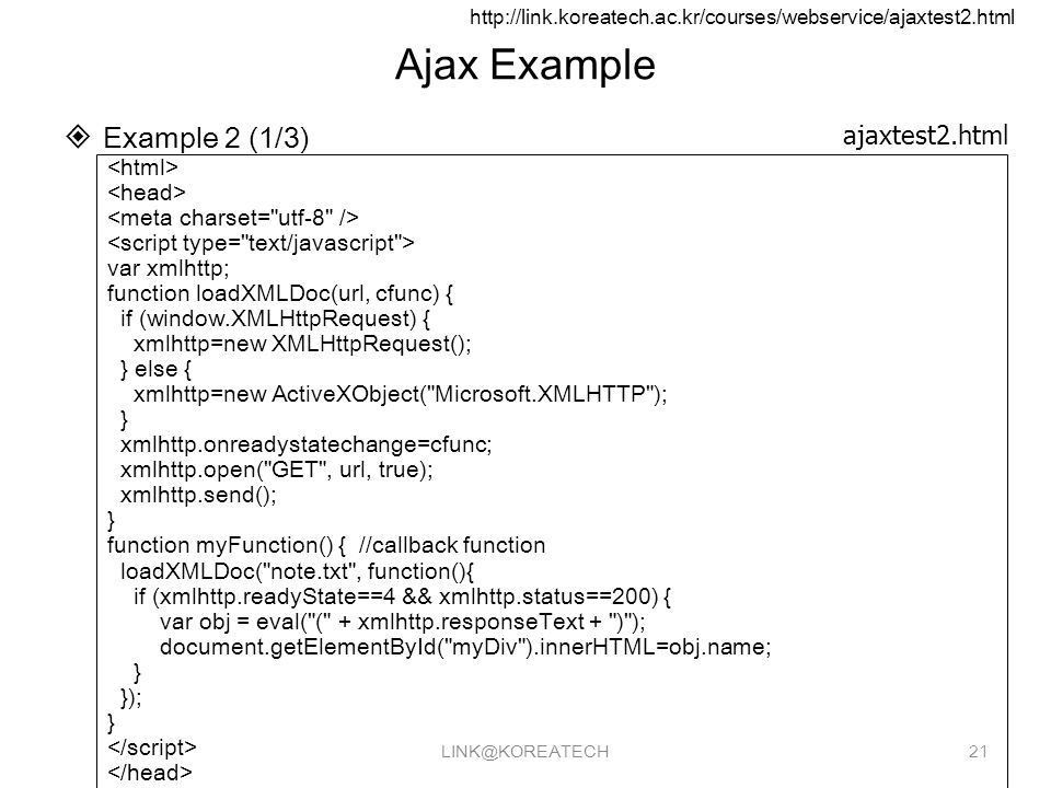 AJAX (Asynchronous JavaScript and XML) - ppt video online download