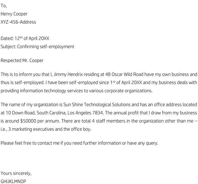 employment verification letter. employment proof letters best ...