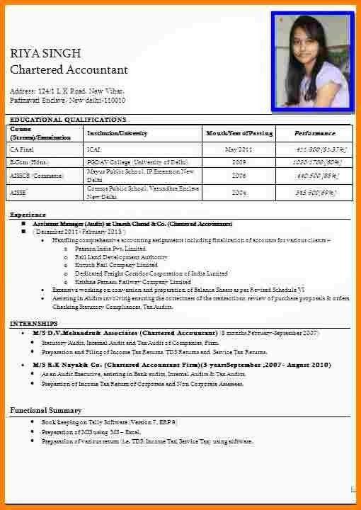 sample resumes for freshers alt best resume format for freshers ...