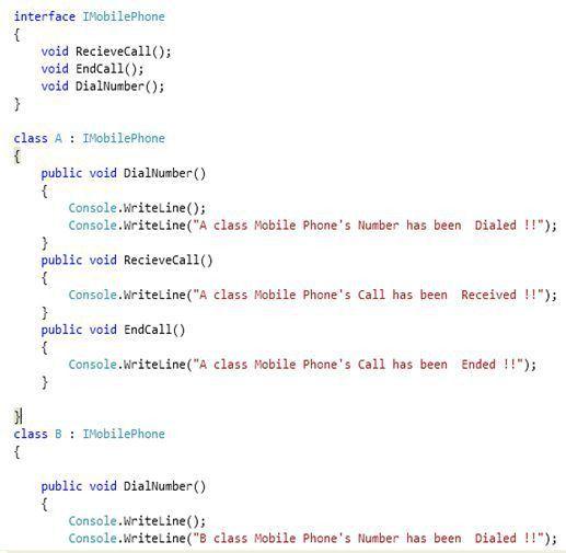 Explore Interface Vs Abstract Class